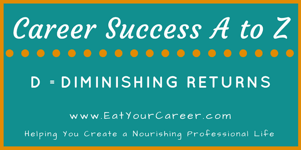 D- Career Success A to Z