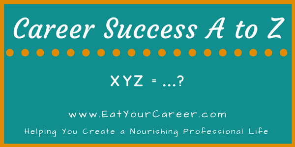 Career Success A to Z-XYZ