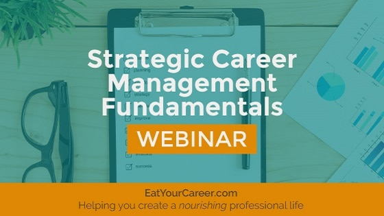 Strategic Career Management Fundamentals